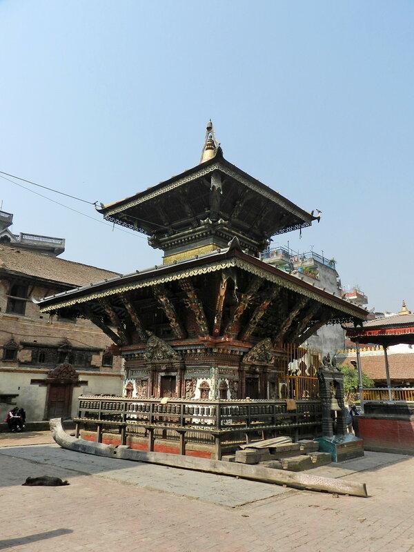 Непал Лайт. Патан. Бхактапур.