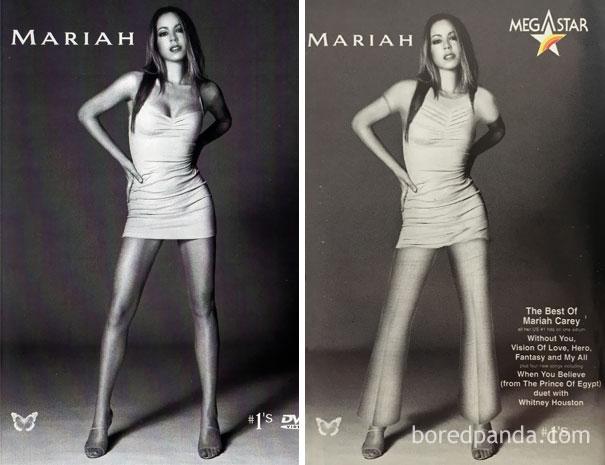 Мэрайя Кэри, альбом Number 1′s.