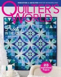 Журнал Quilter's World - Winter 2014