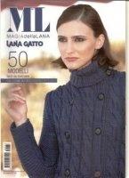 Журнал ML-Magia del la Lana Collezione №34  2011-2012 autunno/inverno jpg 89,45Мб