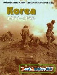 Книга Korea 1951-1953.