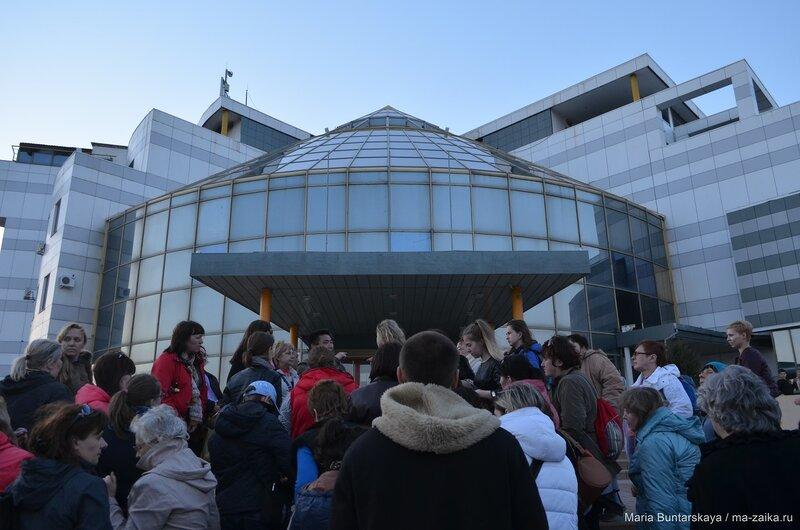 Музей шахмат, Элиста, 25 апреля 2015 года