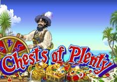 Chests of Plenty бесплатно, без регистрации от PlayTech