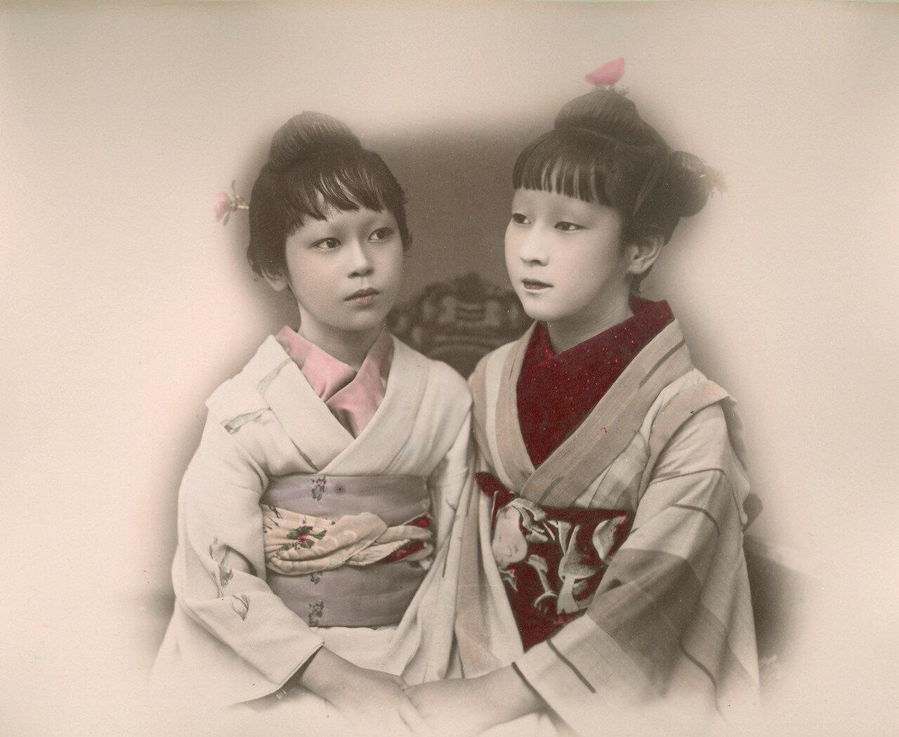 Две майко. 1880