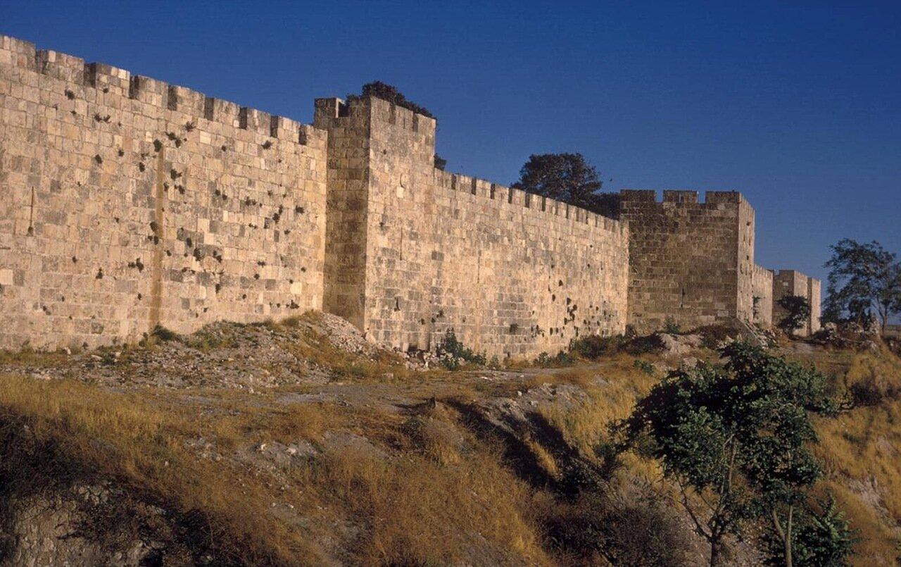 Вид Западной стены