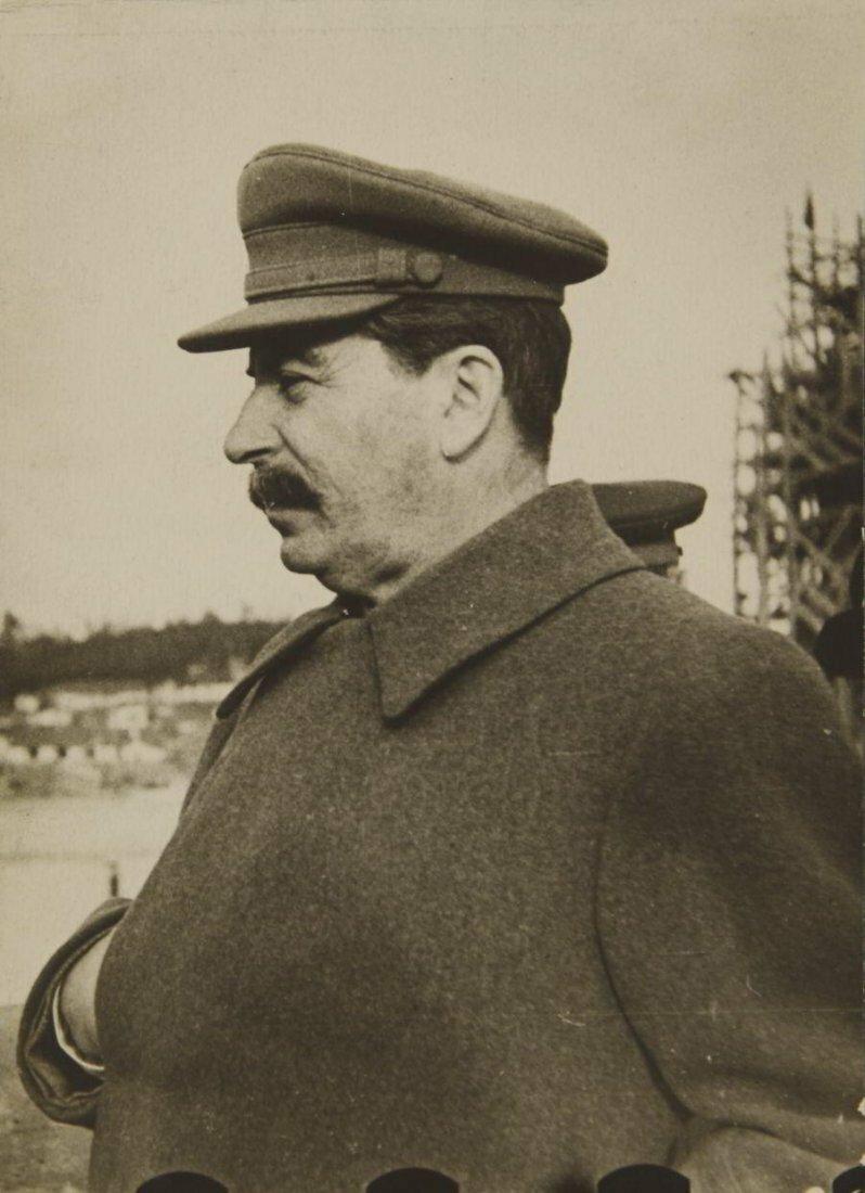 1930-е. Сталин