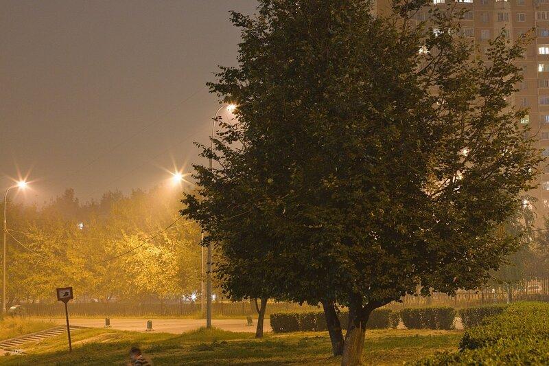 Москва - Silent Hill