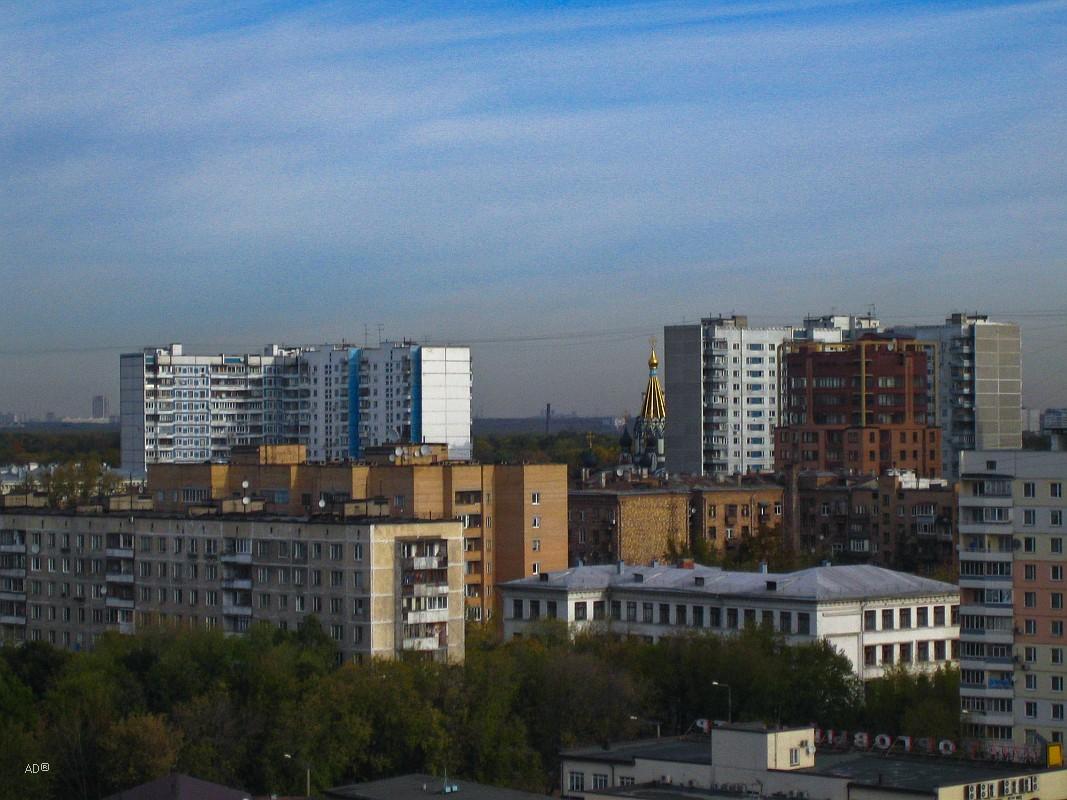 2-й микрорайон Сокольников