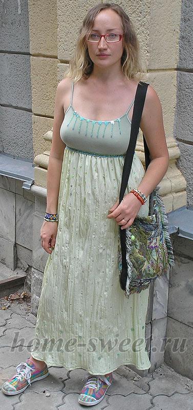 сарафан хендмейд одежды