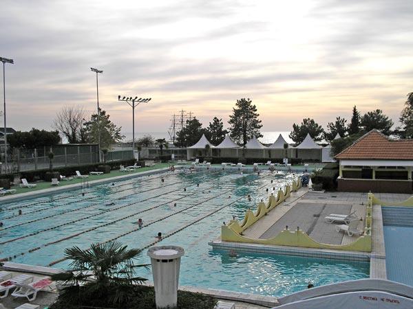 бассейн в сочи гостиница жемчужина