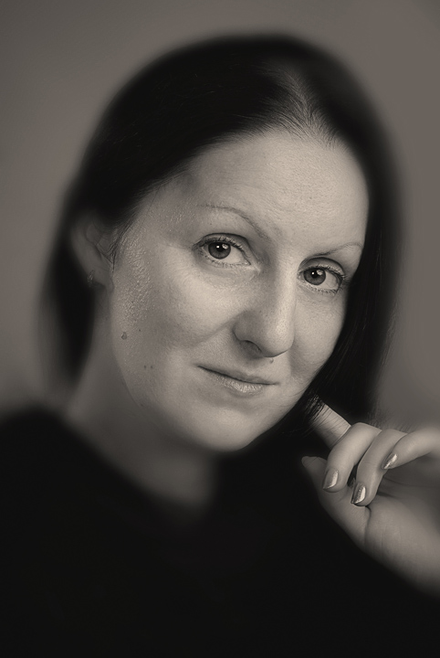 фотосъемка студийного портрета
