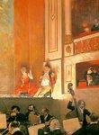 Representation at the Theatre des Varietes1888Oil on canvasMusee des Arts Decoratifs (Paris, France)