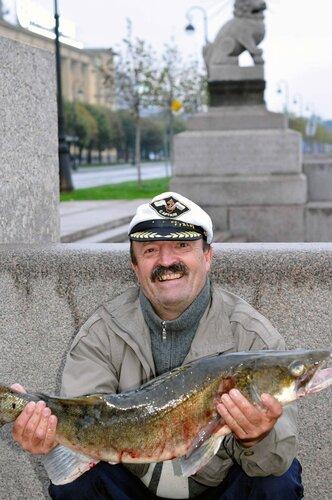 Какая рыба водится в Неве