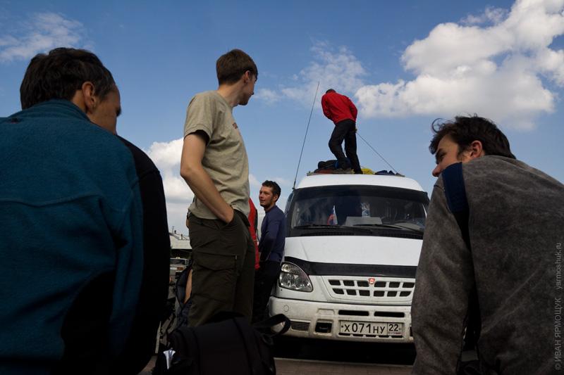 Алтайское фотопутешествие