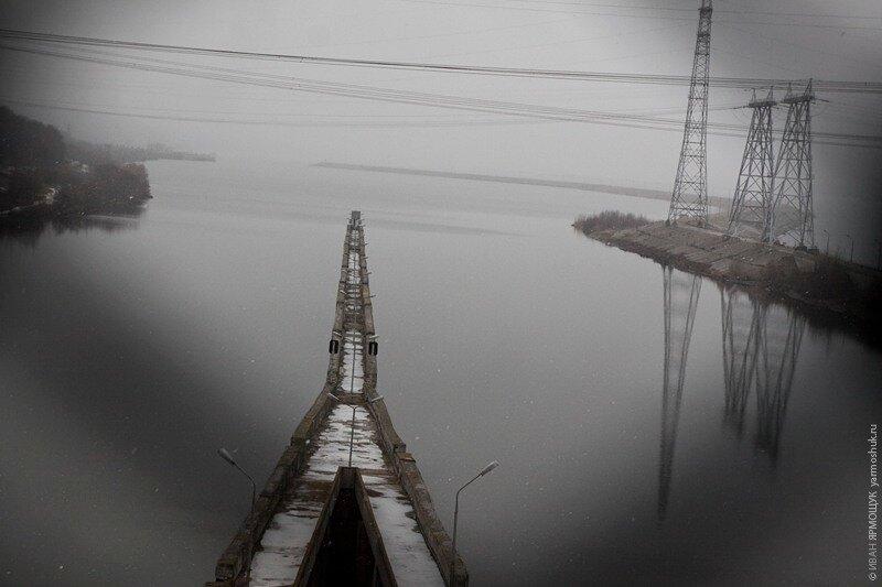 ГЭС чебоксары