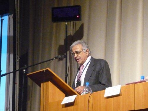 Джулио Иллюминати, глава Департамента юридических наук - юридического факультета Болонского университета, доктор юридических наук, профессор