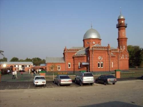 Мечети Мира. Мечети Осетии. Мечеть с.Зильга.