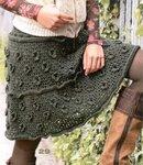 Описание: вязанные юбки спицами схемы - вязание.