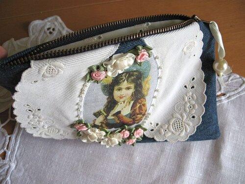 Вышивка по сумкам