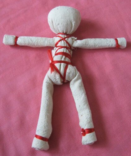 Куклы-мотанки обереги как сделать - ЗНАТНЫЙ ПЛОТНИК