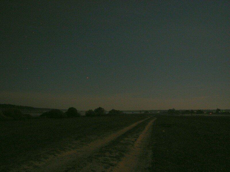 Звёздные дороги © Алексей Донской