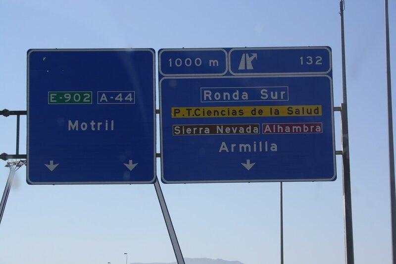 4000км по Западной Испании!с Юга на Север.[закончен!!]