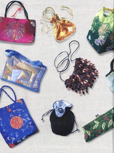 Автор приглашает читателя в увлекательное путешествие в мир сумок.