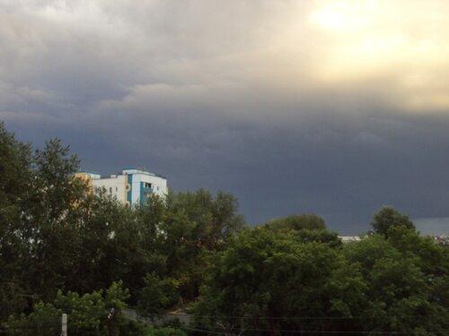 Буря.Скоро грянет буря!