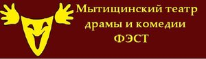Банер для ЖЖ театра ФЭСТ