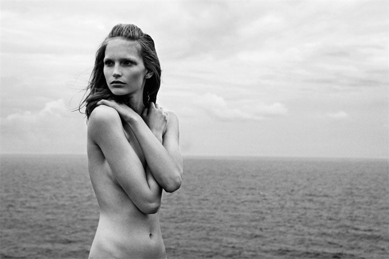 Катрин Торманн / Katrin Thormann by Victor Demarchelier