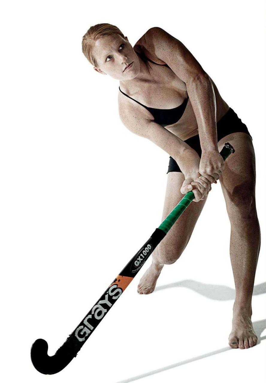Кэрри Линко / Carrie Linco - ESPN Magazine Body Issue 18 october 2010