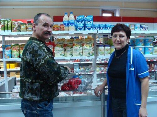 В обновленном минимаркете и.п.Орловой В.А. «Для Вас»