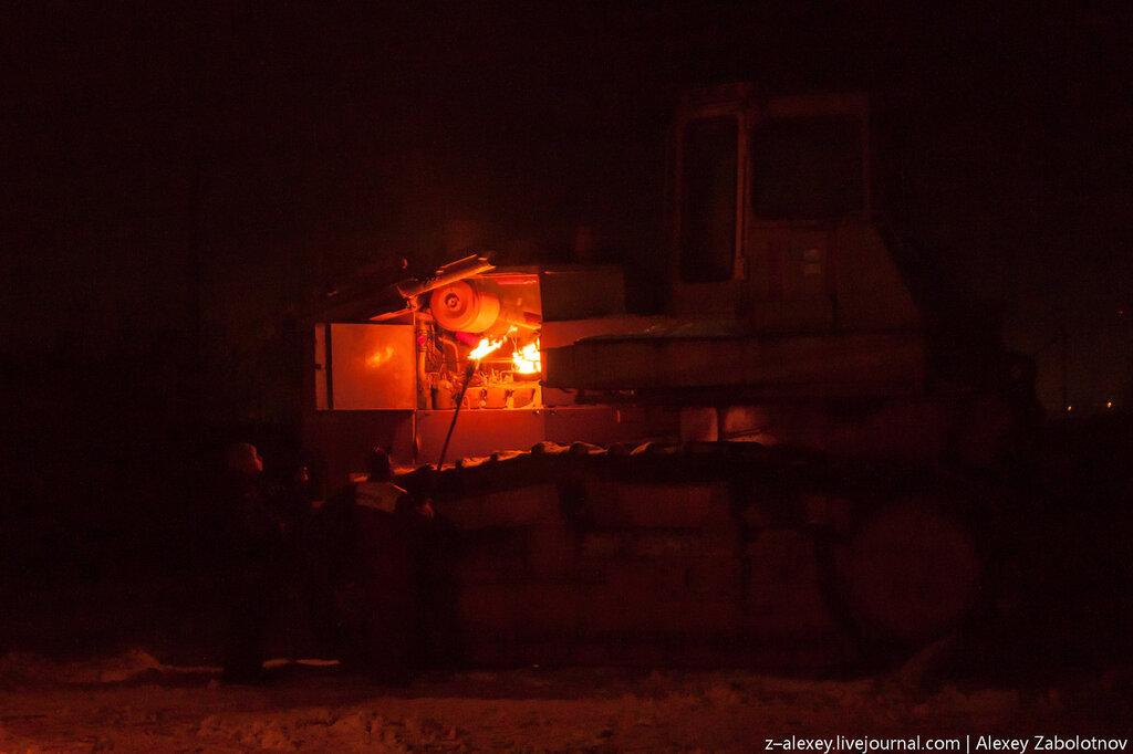 ЧЕТРА. Тест-драйв бульдозера Т-35.02