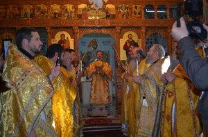 """Bucurie duhovnicească la biserica """"Sf.Ier.Nicolae"""" din satul Heciul Nou"""
