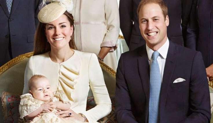 Новости шоу бизнеса: Дочка принца Уильяма теперь крещеная