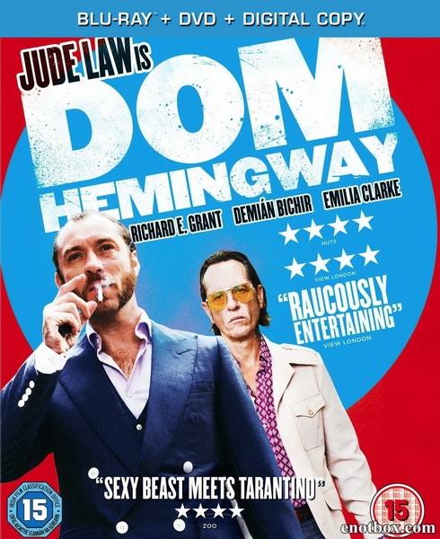 Дом Хемингуэй / Dom Hemingway (2013/BD-Remux/BDRip/HDRip/DVD5)
