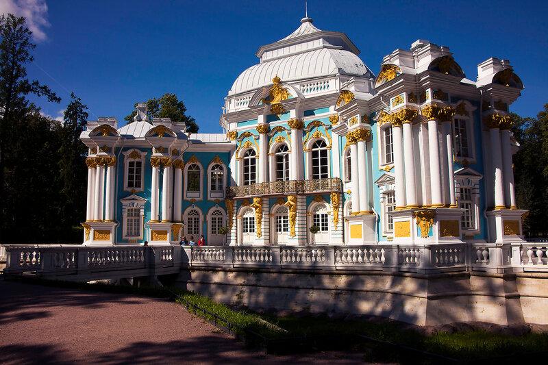 В Пушкине
