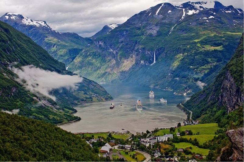 Красивые фотографии природы Норвегии разных авторов 0 ff0f0 351cd0ed orig