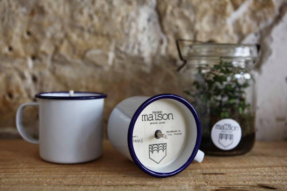 Свечи Maison Maison
