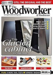 Журнал The Woodworker & Woodturner February 2014