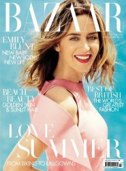 Журнал Harper's Bazaar UK - July 2014