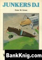 Книга Junkers D.I (Windsock Datafile 33) pdf в rar 38,45Мб