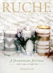 Журнал Ruche. A Homemade Holiday (2012)