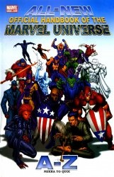 Книга Official Handbook of the Marvel Universe A to Z Volume 8