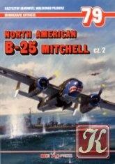 Книга North American B-25 Mitchell cz. 2 (Monografie Lotnicze 79)