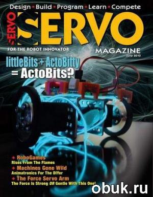 Книга Servo Magazine №6 (June 2015) USA