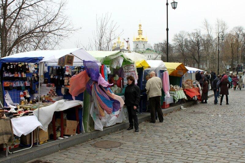 Павильоны православной выставки
