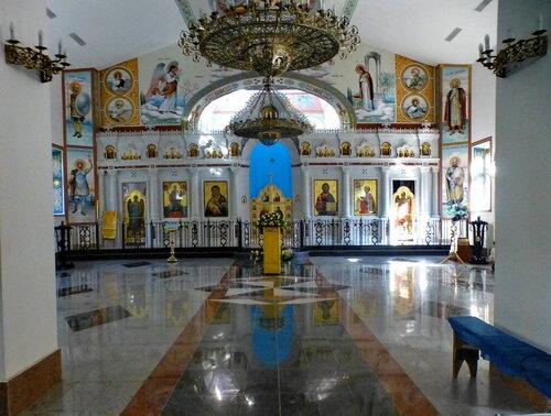 Церковь Благовещения Пресвятой Богородицы при Штабе ВДВ