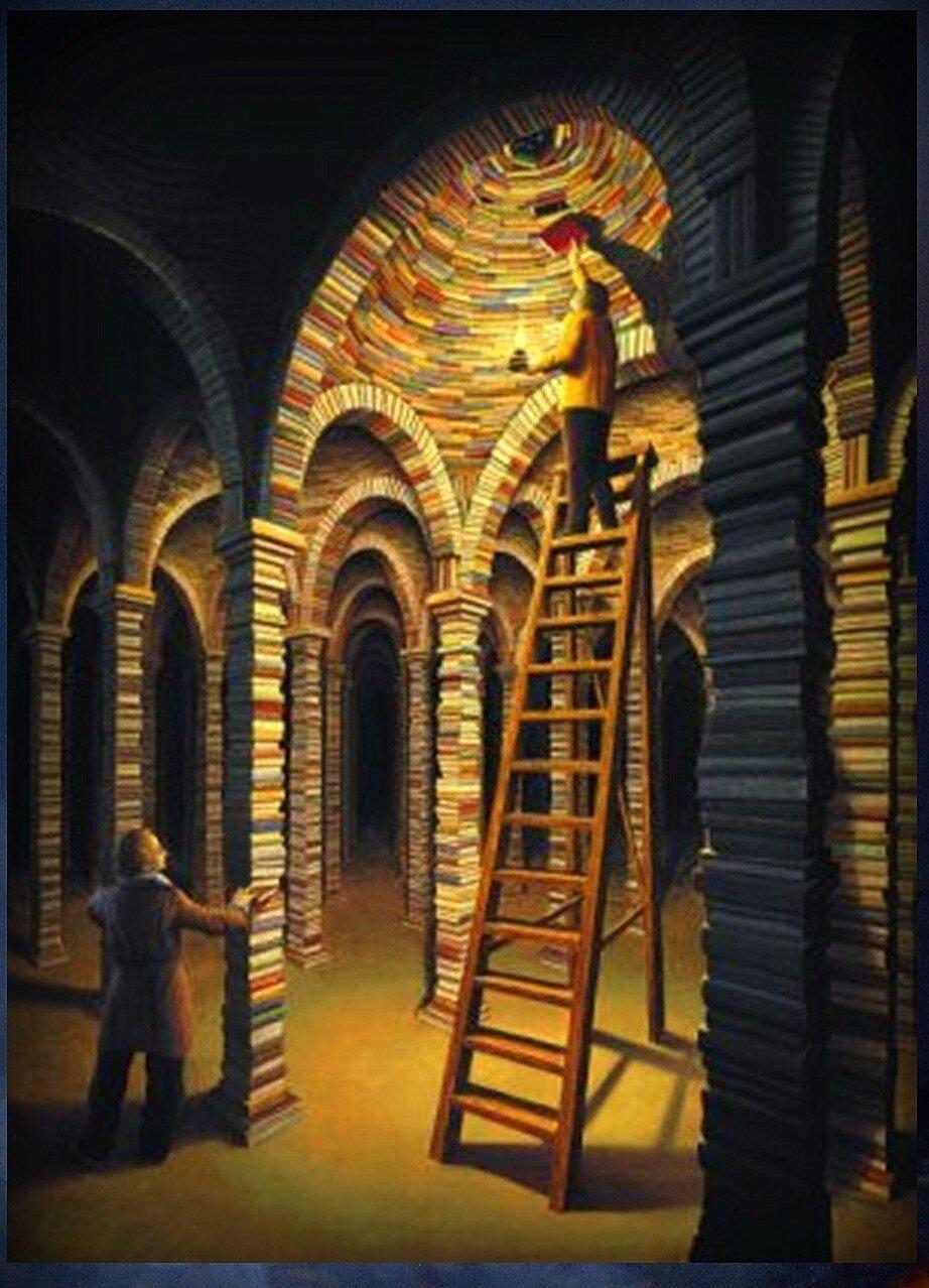 Магический реализм-сюрреализм Роба Гонсалвеса (6).JPG