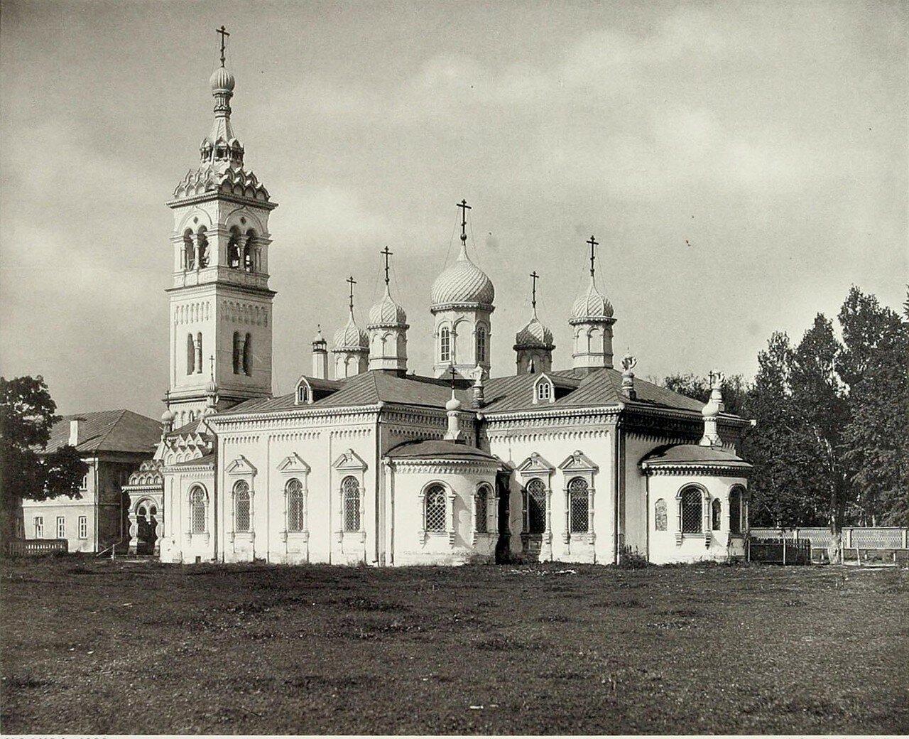 304. Единоверческая церковь на Рогожском кладбище